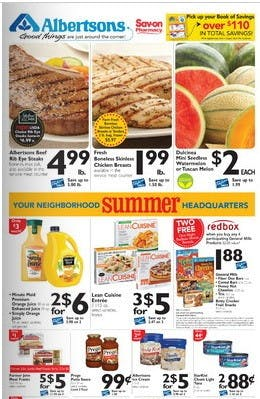 Southern California Albertsons Coupon Deals The Krazy Coupon Lady