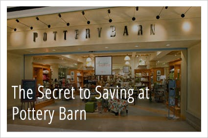 5 Secret Ways To Save At Pottery Barn Part 2 The Krazy Coupon Lady