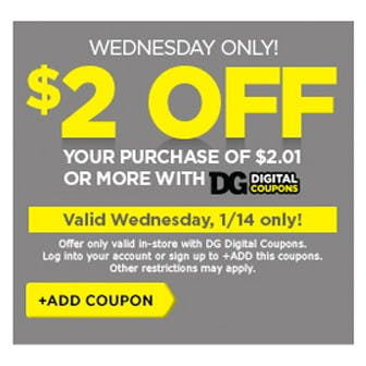 New 2 00 2 01 Dollar General Purchase Digital Coupon Today Only The Krazy Coupon Lady