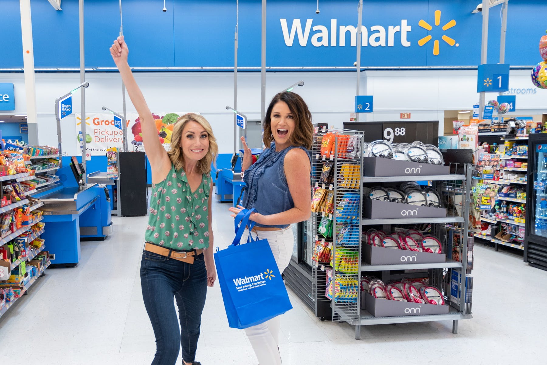 Walmart Couponing 101 How To Shop Smarter Get Free Groceries The Krazy Coupon Lady