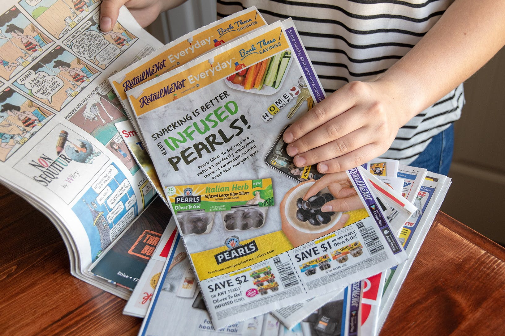 11 Ways To Get Free Sunday Newspaper Coupons The Krazy Coupon Lady
