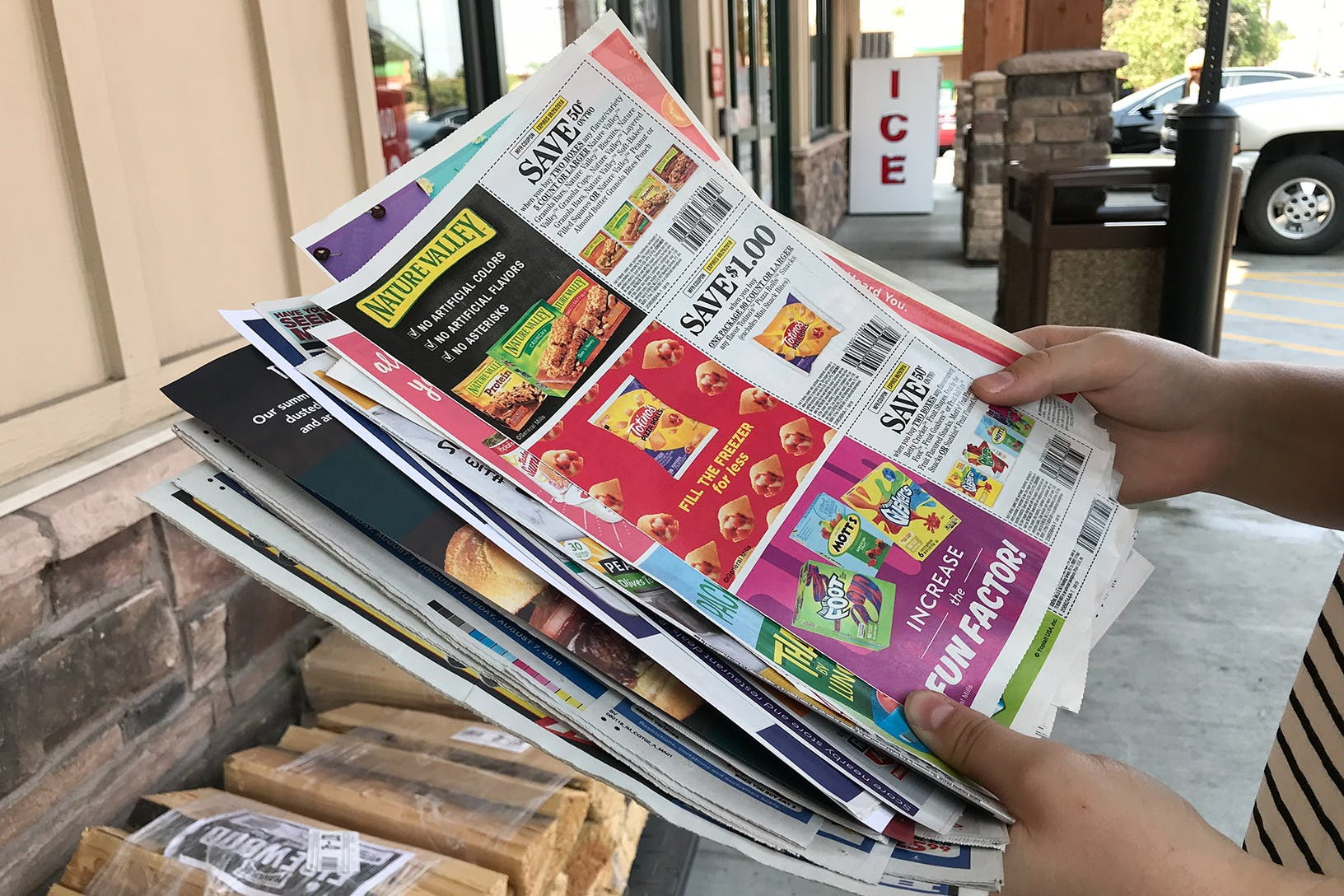 Sunday Weekly Coupon Preview July 12 July 18 The Krazy Coupon Lady