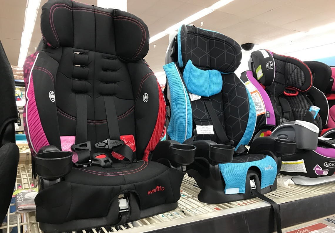 Evenflo Car Seats As Low As 34 88 At Walmart The Krazy Coupon Lady