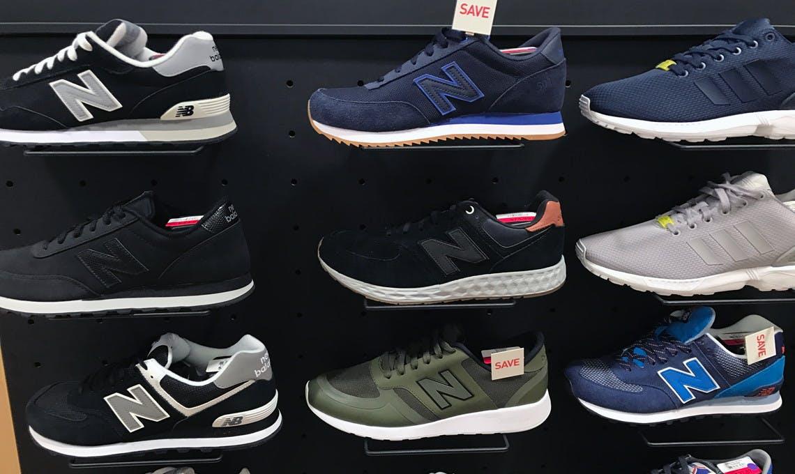New Balance Men's Sneakers, $30 at Macy