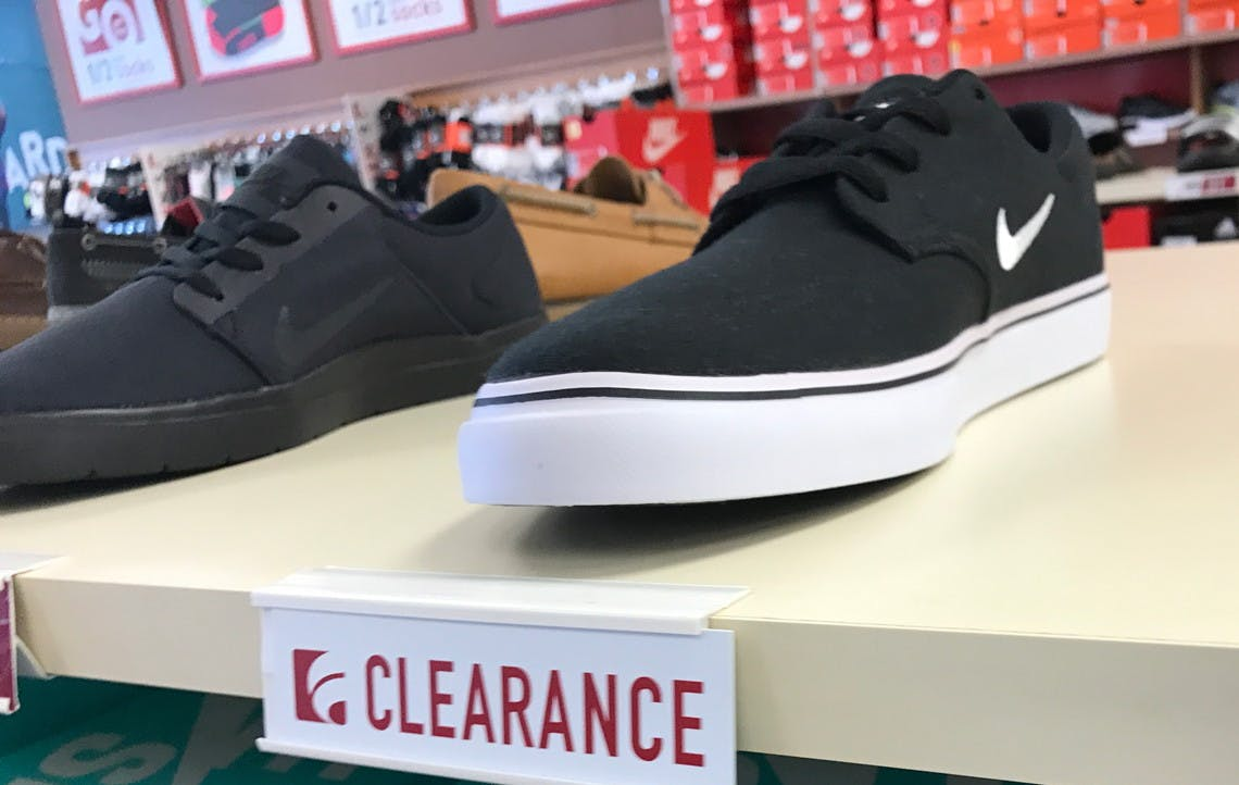 oscuro Normalización Descuidado  Men's & Women's Nike Shoes, Starting at $27.19 at Famous Footwear! - The  Krazy Coupon Lady