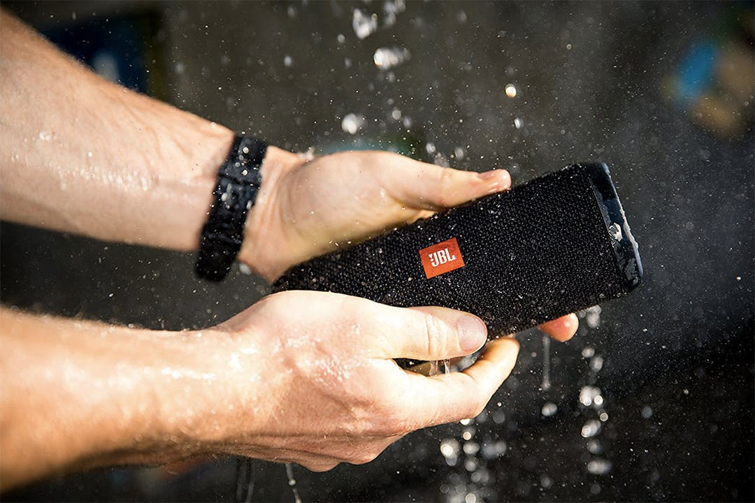 Jbl Flip 3 Portable Bluetooth Speaker 64 On Amazon Today Only The Krazy Coupon Lady