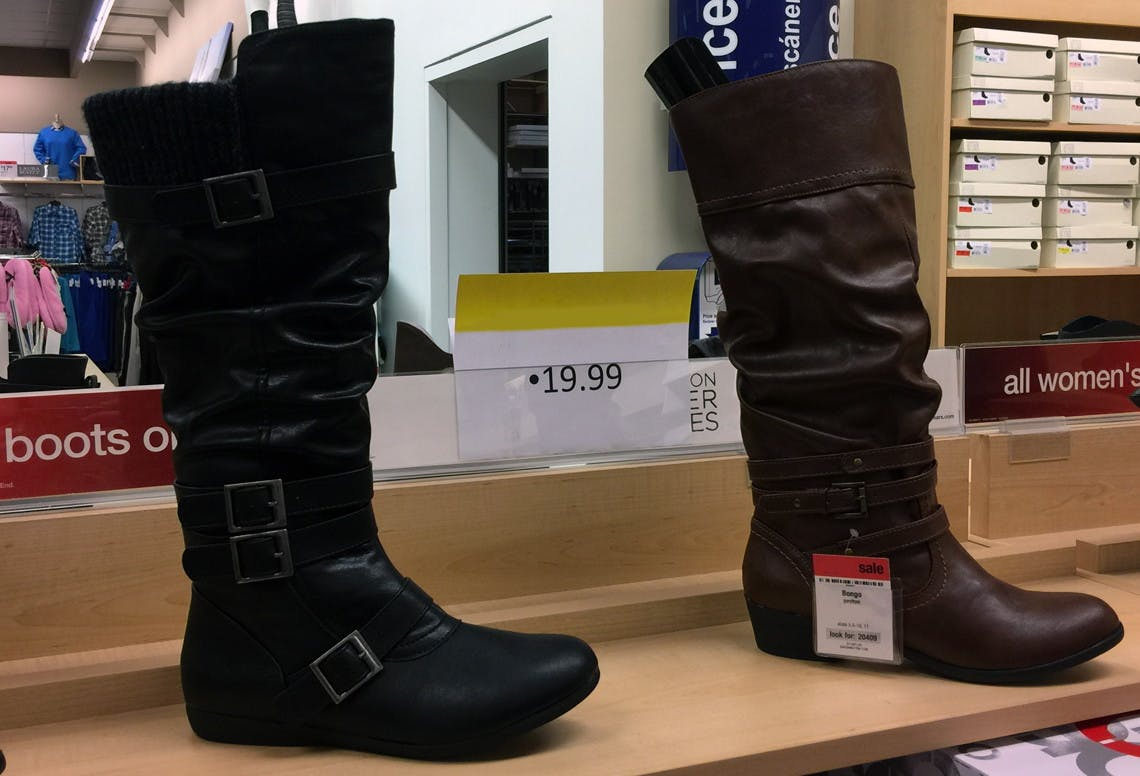 Boots, Only $4.25 at Kmart