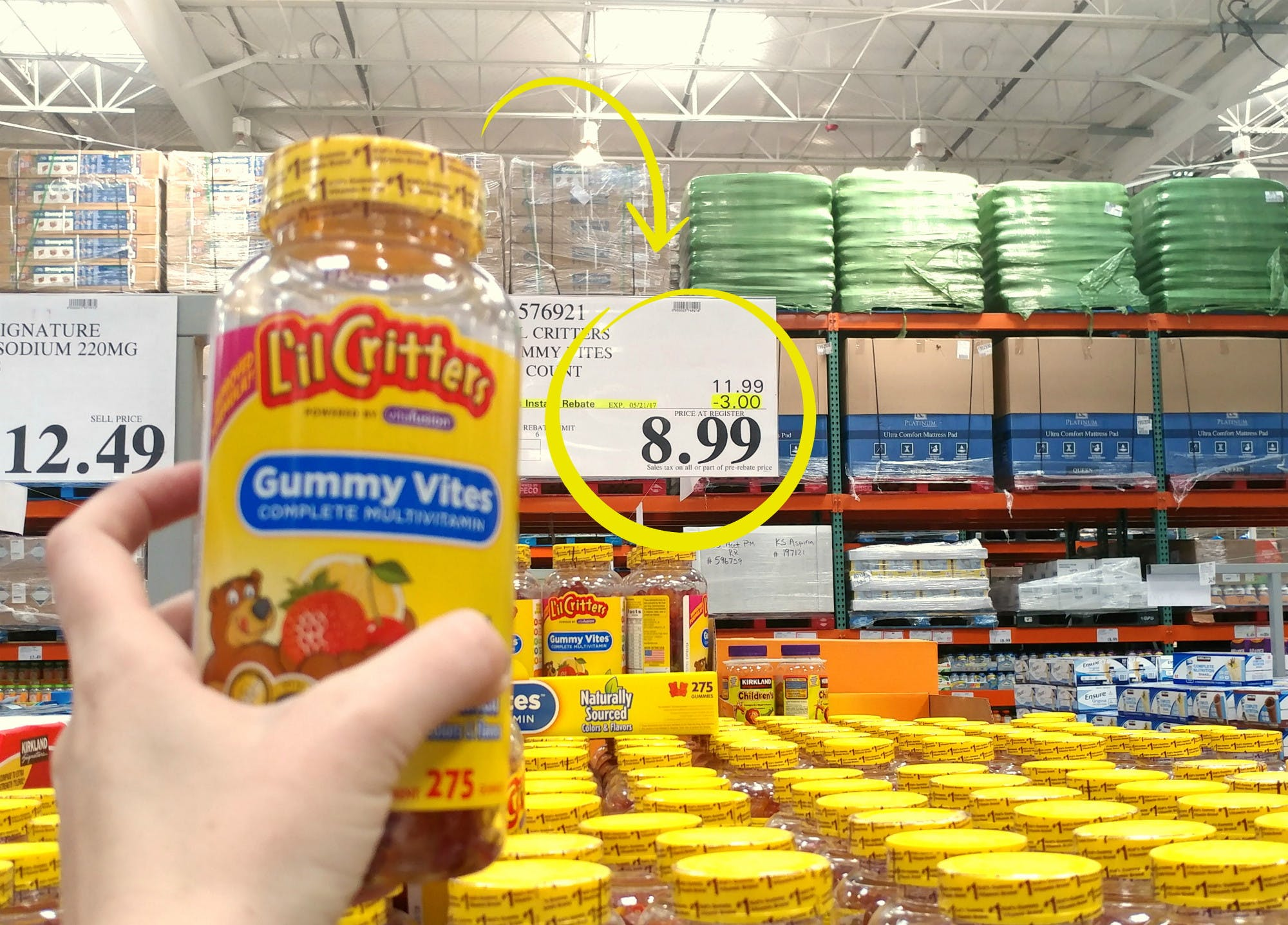 7 Best Health And Beauty Deals At Costco The Krazy Coupon Lady