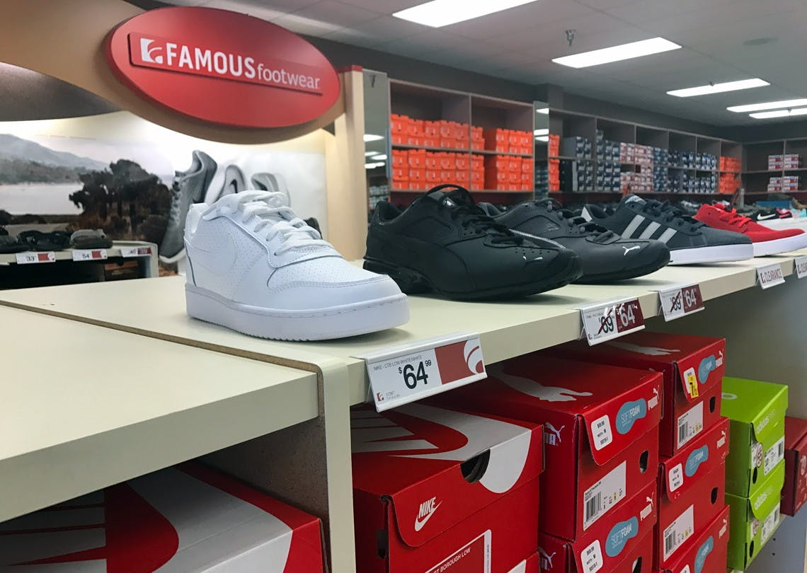 Clearance Nike Shoes, as Low as $35.00