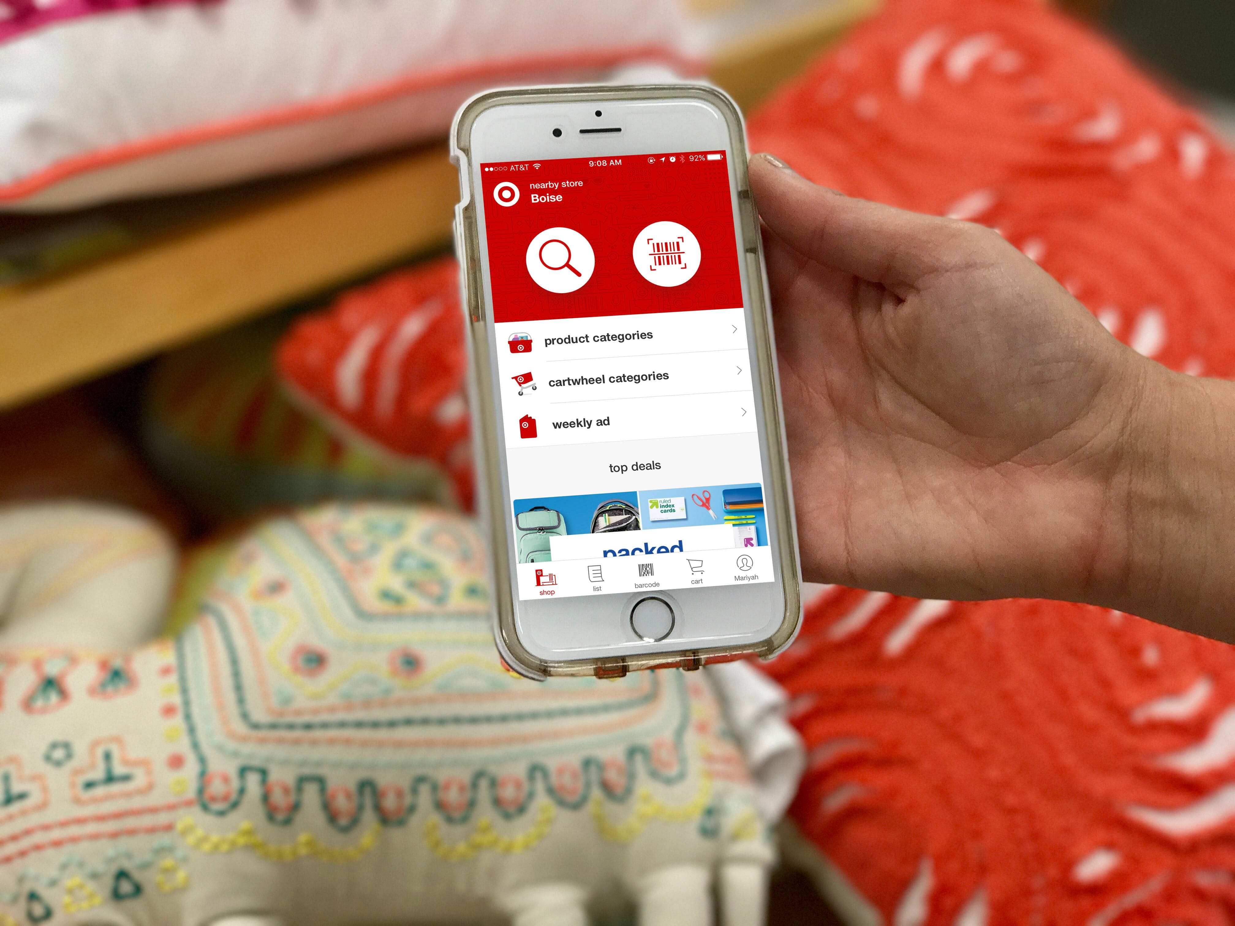 Finally Target Lets You Use Cartwheel For Online Orders The Krazy Coupon Lady