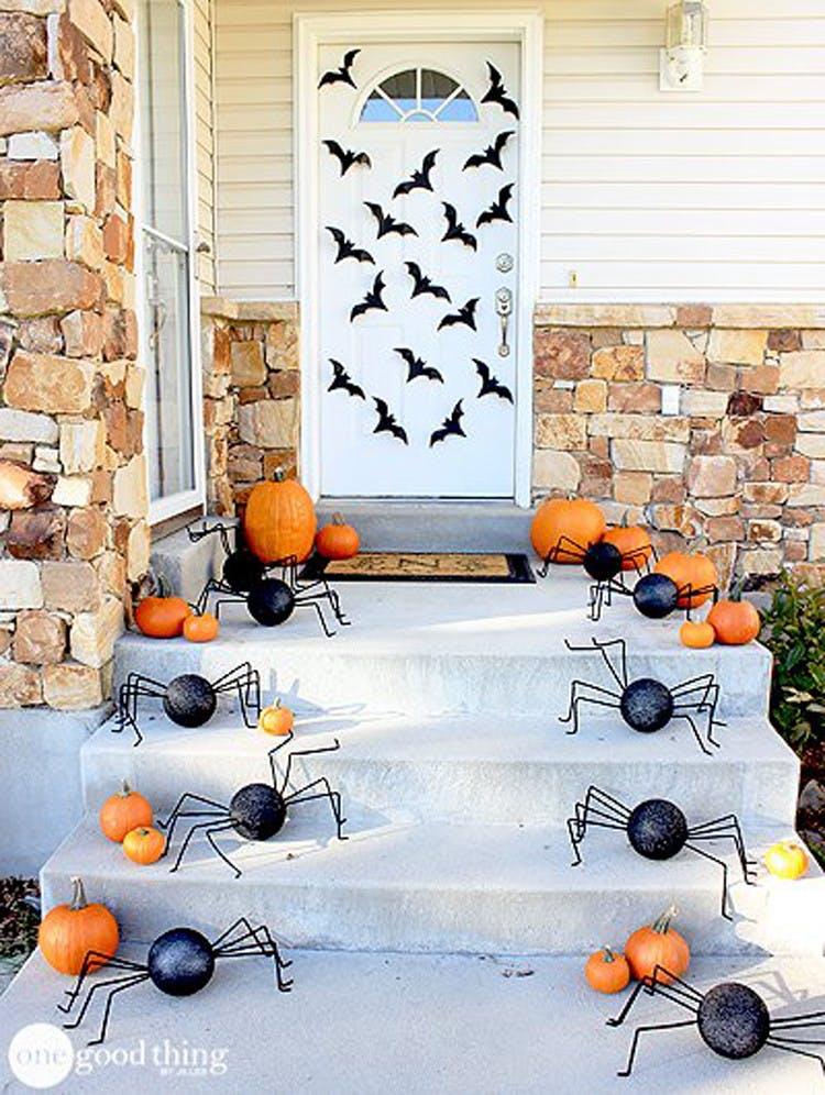 100 Best Halloween Porch Decor Ideas Prudent Penny Pincher