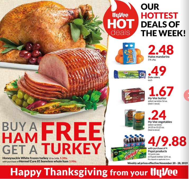 How To Get A Free Thanksgiving Turkey The Krazy Coupon Lady