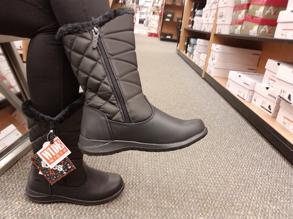 Totes Women's \u0026 Men's Winter Boots, as