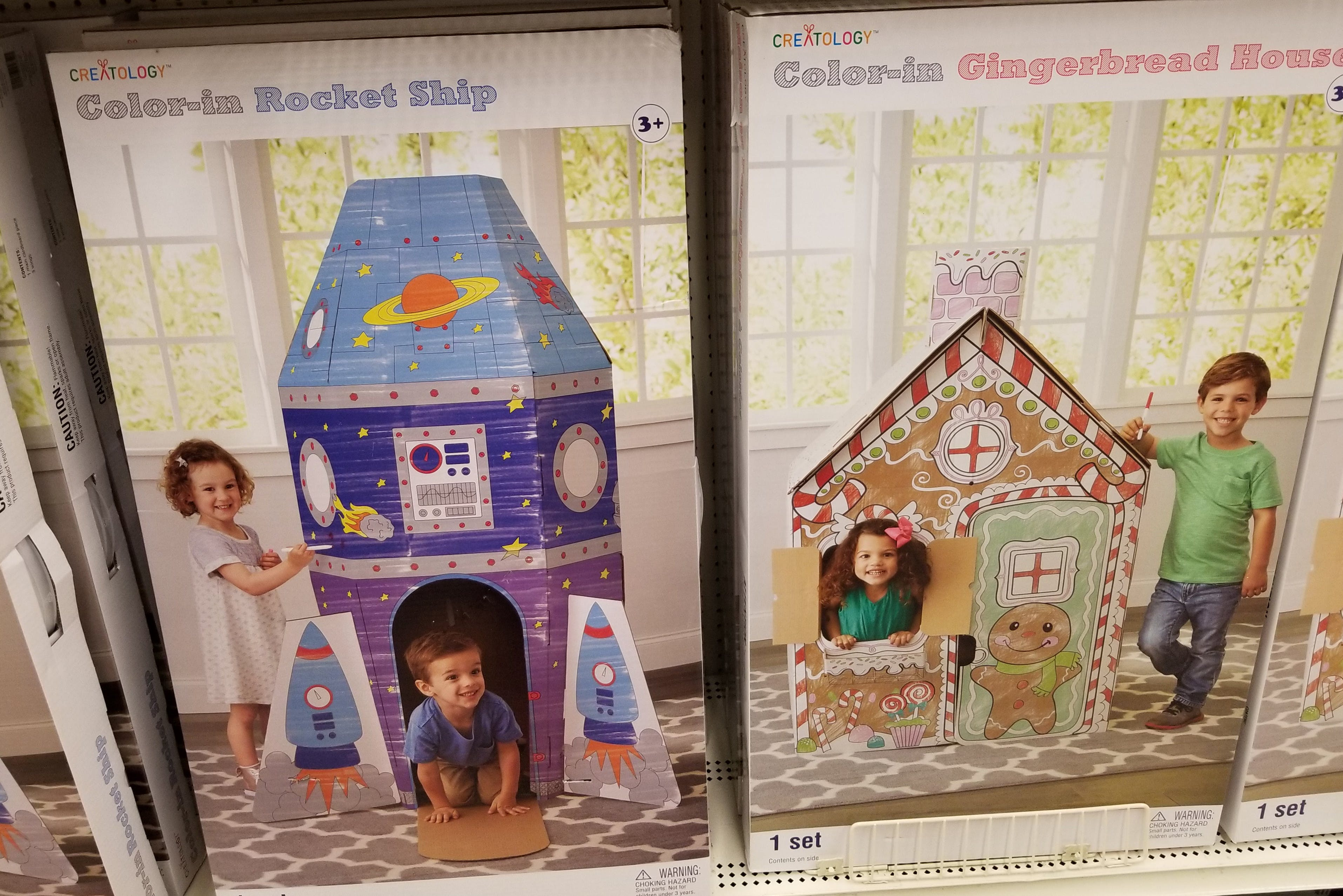 Creatology Kids' Coloring Playhouses, Only $10.00 at ...