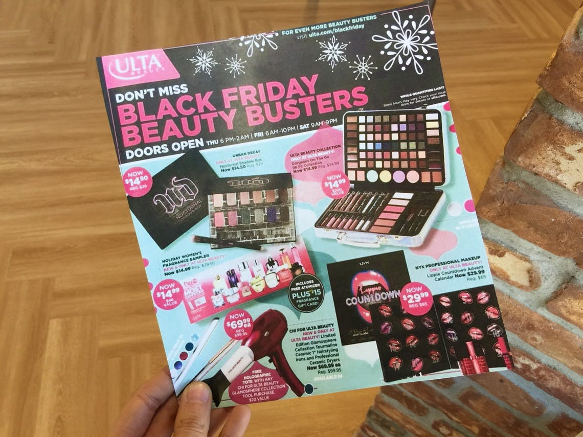 Ulta Black Friday 2020 Our Best Insider Tips The Krazy Coupon Lady