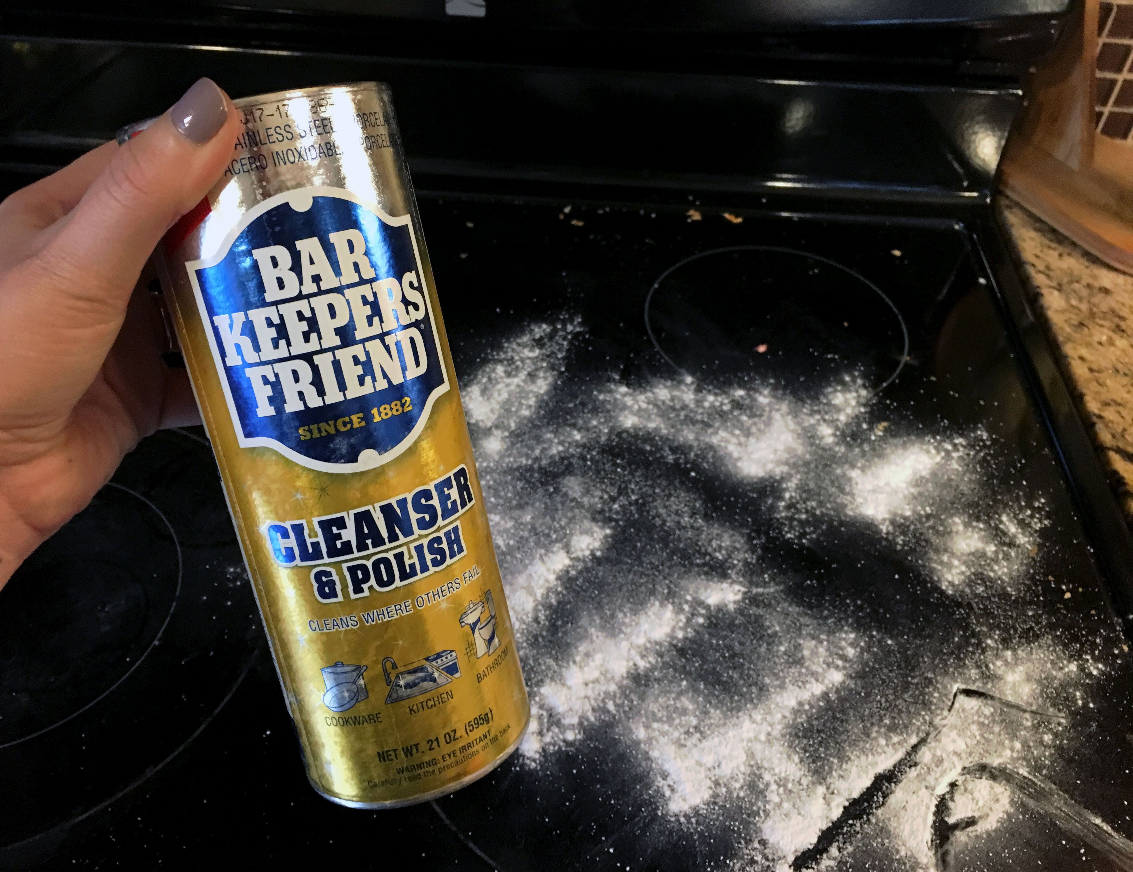 13 Easy Ways To Clean Your Glass Cooktop That Actually Work The Krazy Coupon Lady