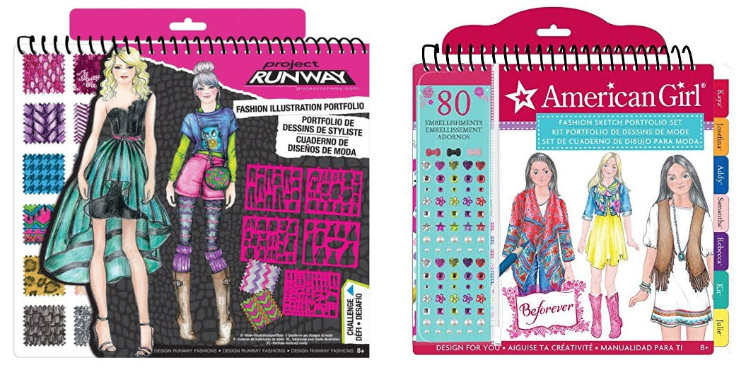 Save Up To 56 On Kids Crafting Kits American Girl Project Runway More The Krazy Coupon Lady