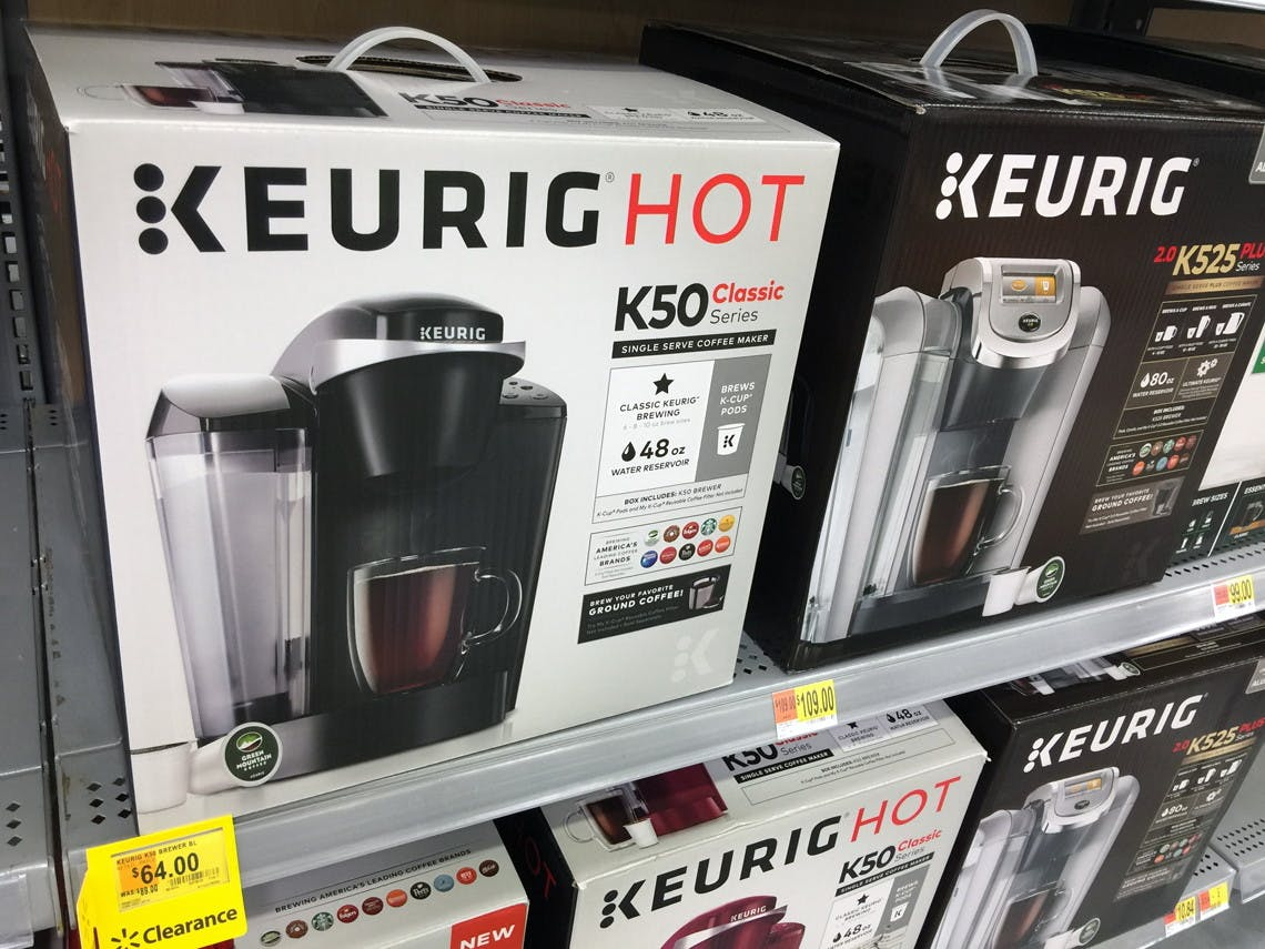 Keurig Clearance at Walmart: Keurig K425 Coffee Maker ...
