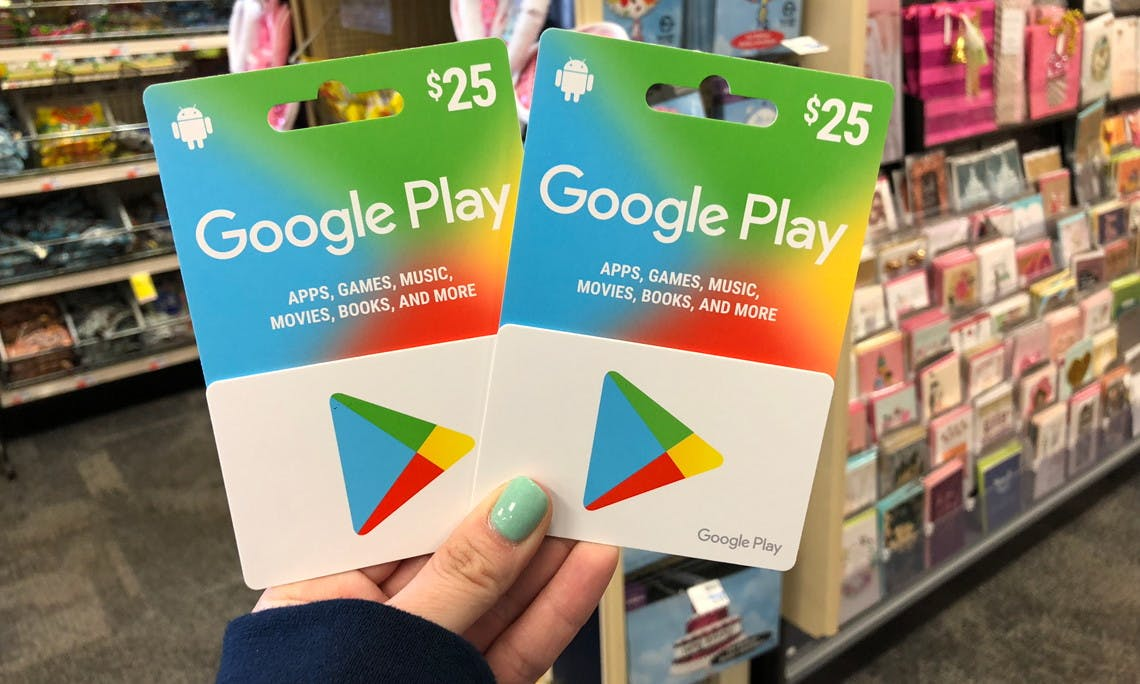 Save $10.00 on Google Play Gift Cards at CVS! - The Krazy ...