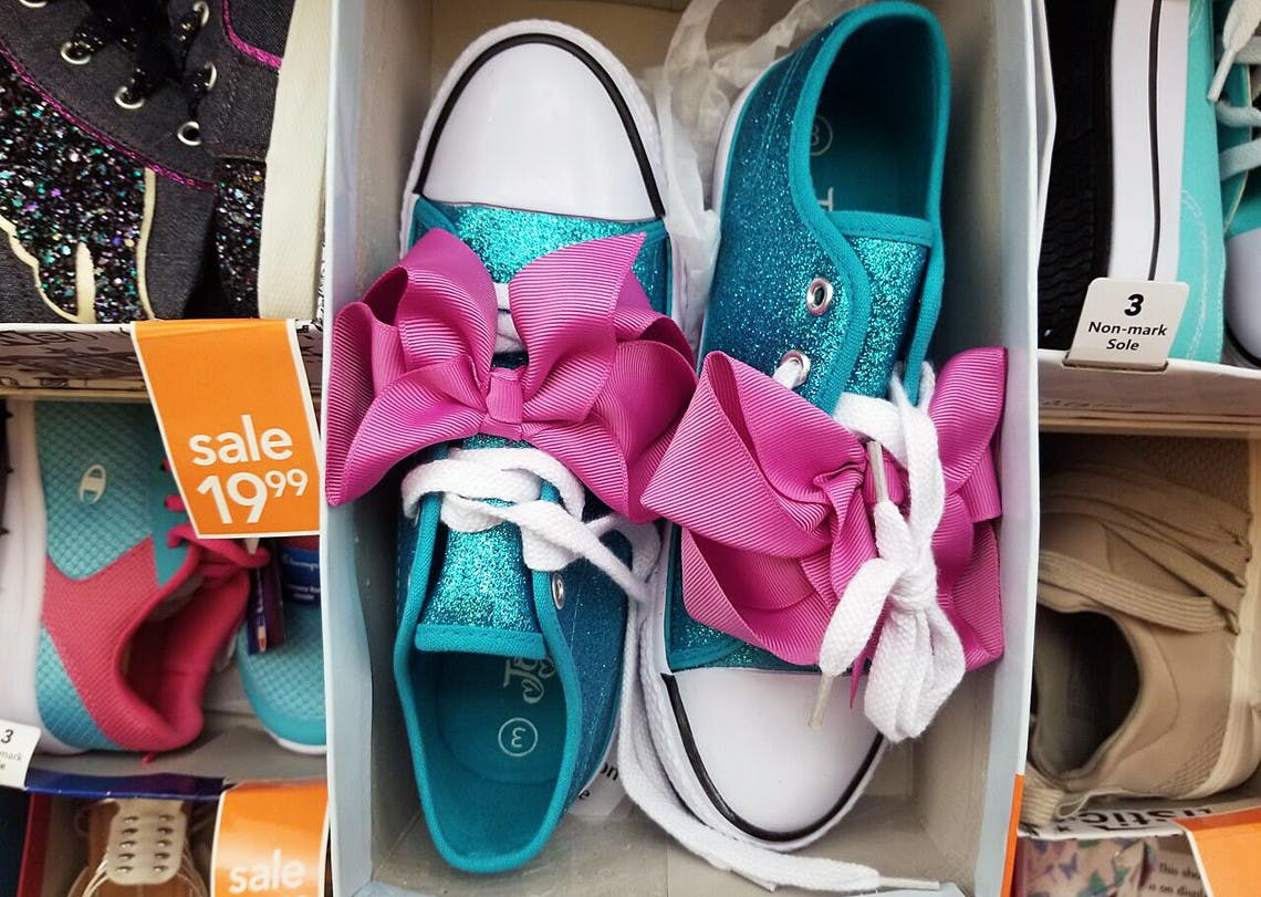 Payless.com: JoJo Siwa Sneakers, as Low