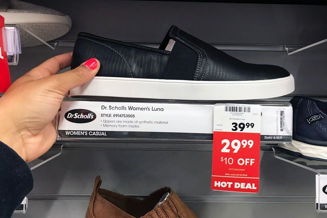 Dr. Scholl's Luna Slip-On Shoes, $27 at