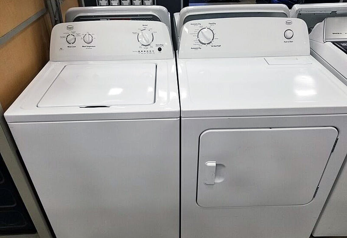 Roper Washer Dryer 398 Each At Lowe S The Krazy Coupon Lady
