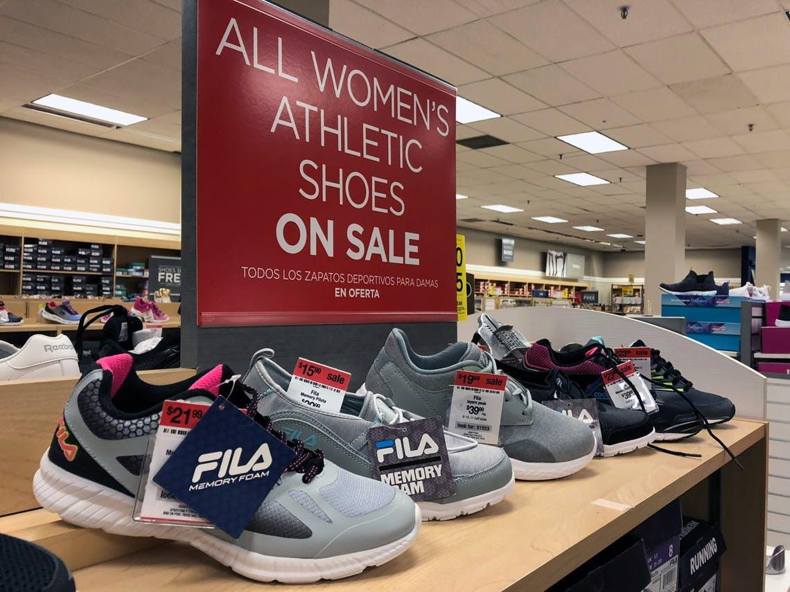 Sears.com: Fila Sneakers for Women, as