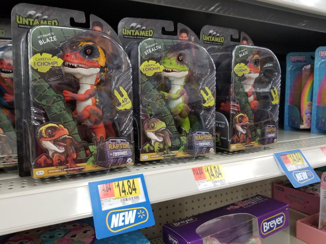 Walmart Com New Fingerlings Untamed Interactive Baby Dinosaurs The Krazy Coupon Lady Los últimos dinosaurios es un simpático cuento para ensañar que las cosas cambian y tenemos los últimos dinosaurios. walmart com new fingerlings untamed