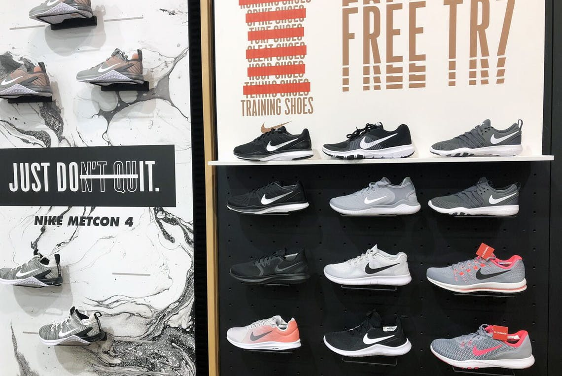 Nike Shoes, as Low as $40 at Dick's
