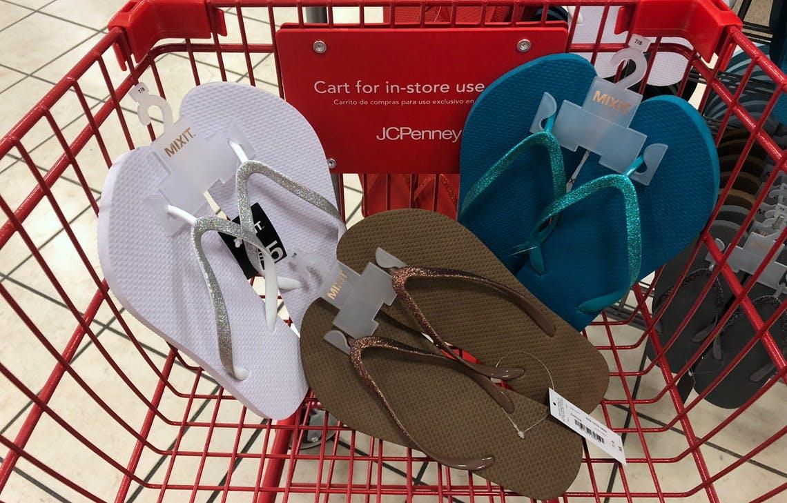 Stock Up! Flip-Flops, as Low as $1.75