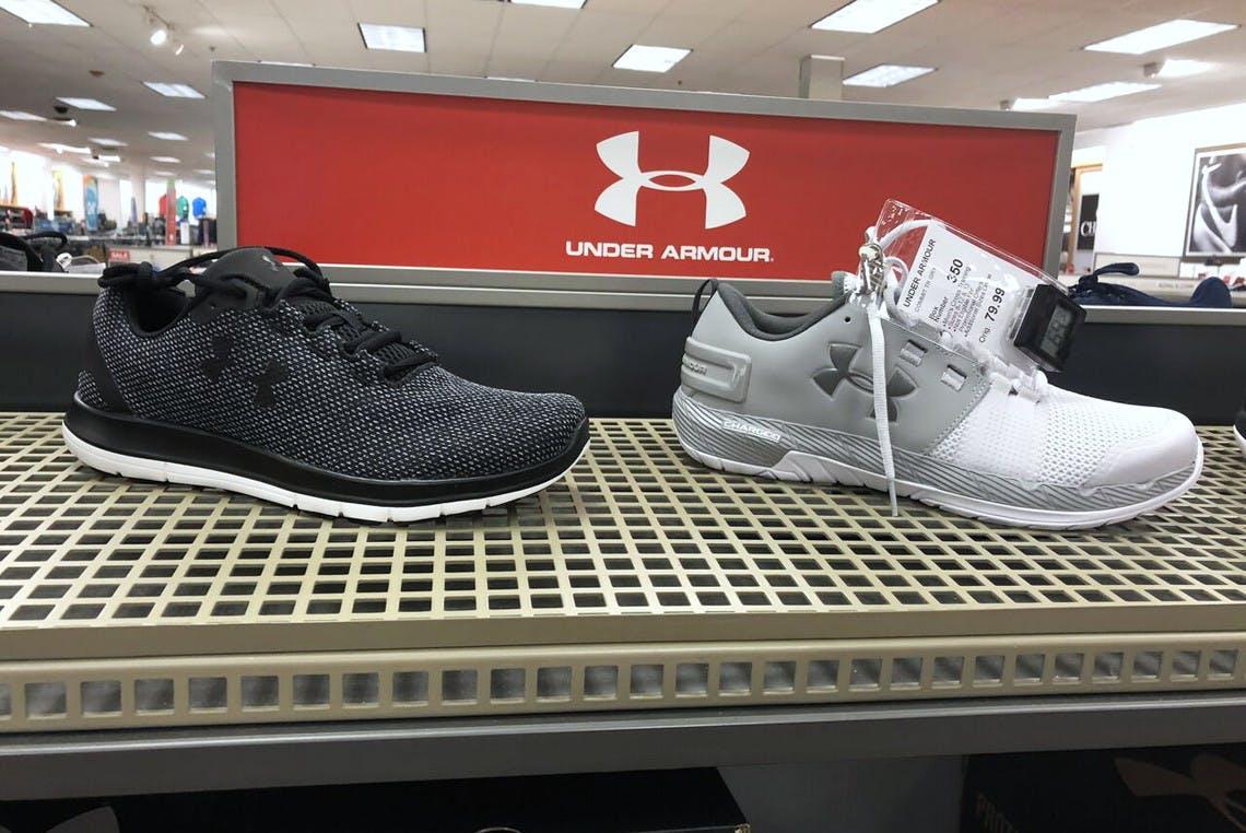 Kohls.com: Under Armour Men's Shoes, as