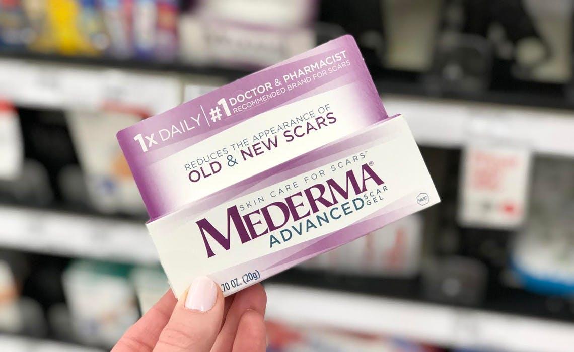 Mederma Advanced Scar Gel Only 5 19 At Target Reg 14 89