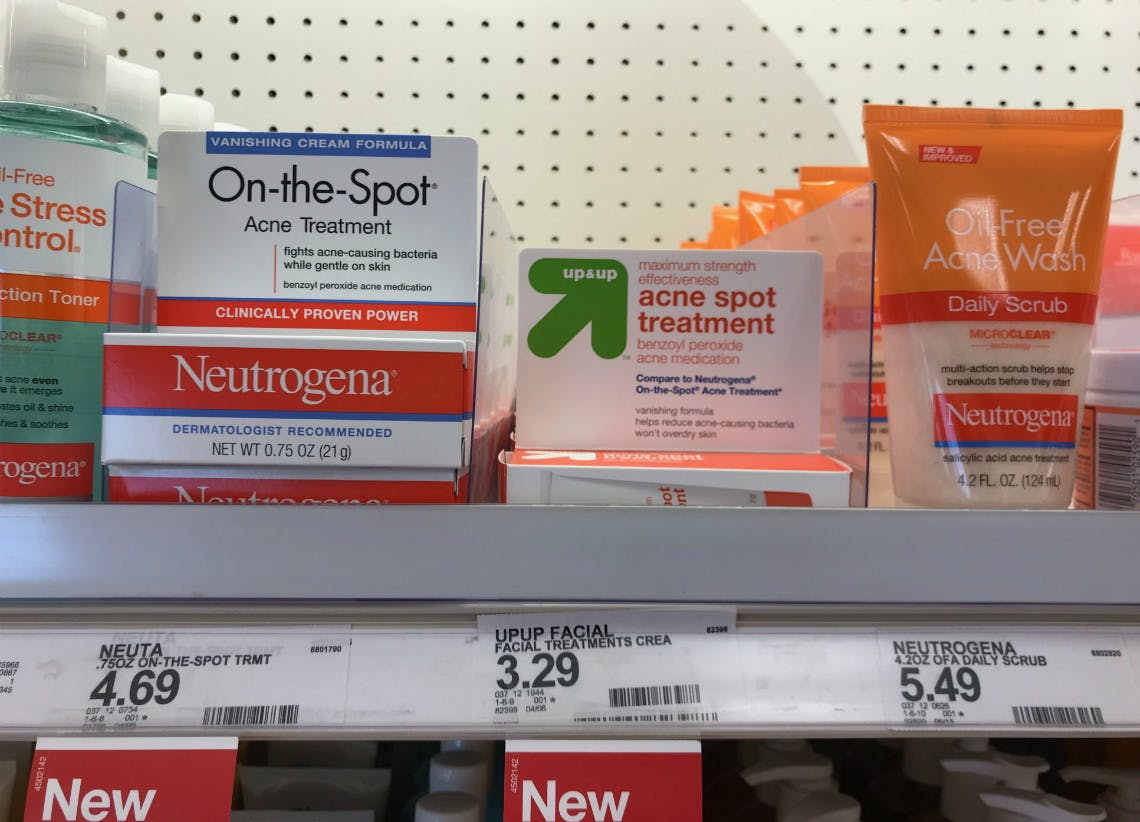 3 00 Coupon Neutrogena Acne As Low As 1 69 At Target The