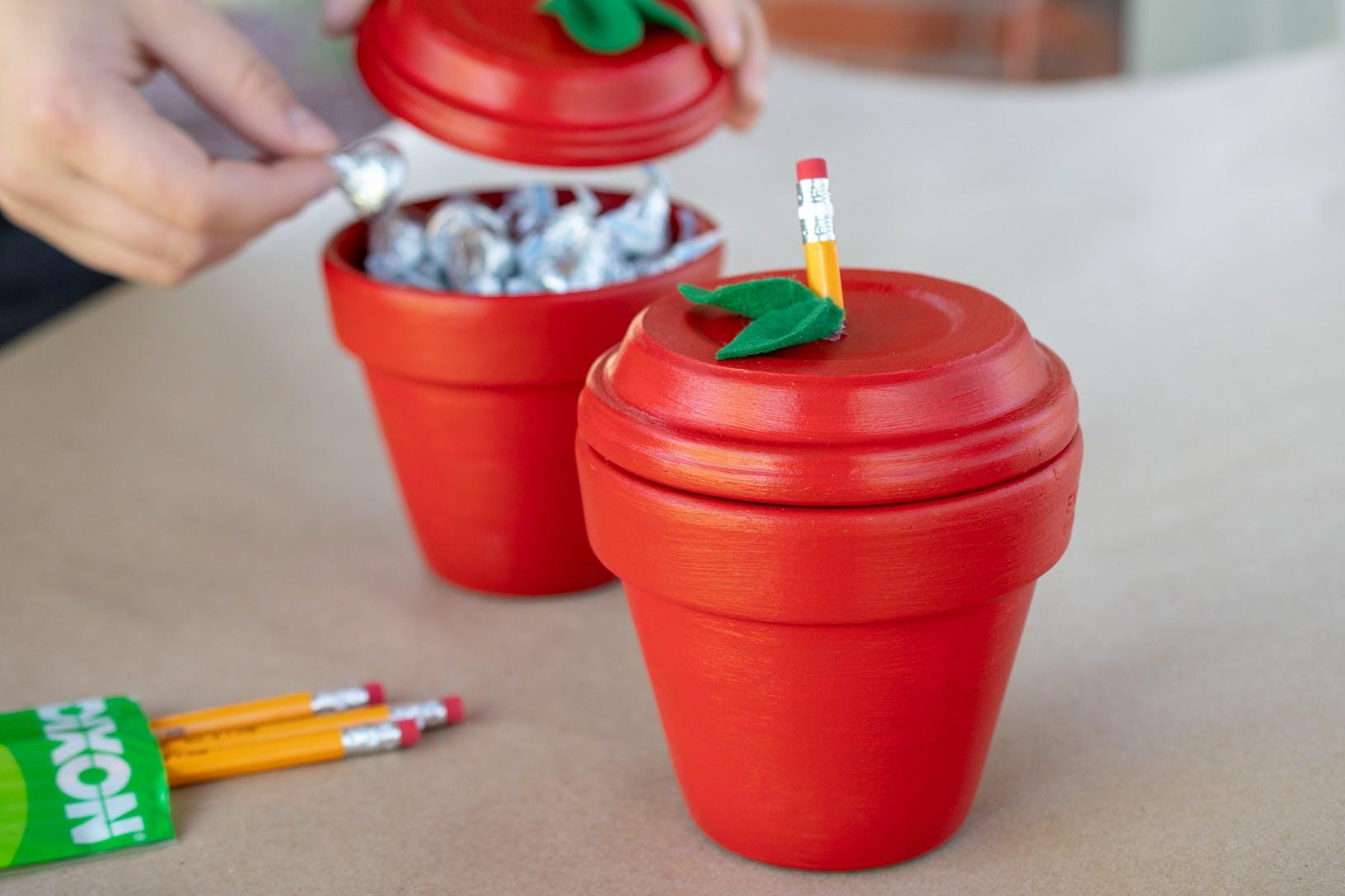 Ideas gift teachers diy day 11 DIY