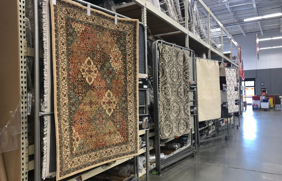 Clearance Rugs at Home Depot - Save up to 80%! - The Krazy ...