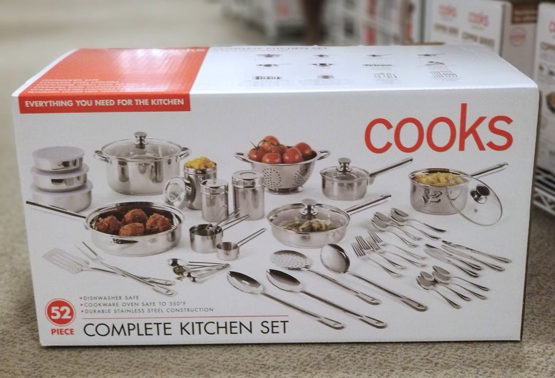 7-Piece Cookware & Kitchen Set, $7 at JCPenney! - The Krazy
