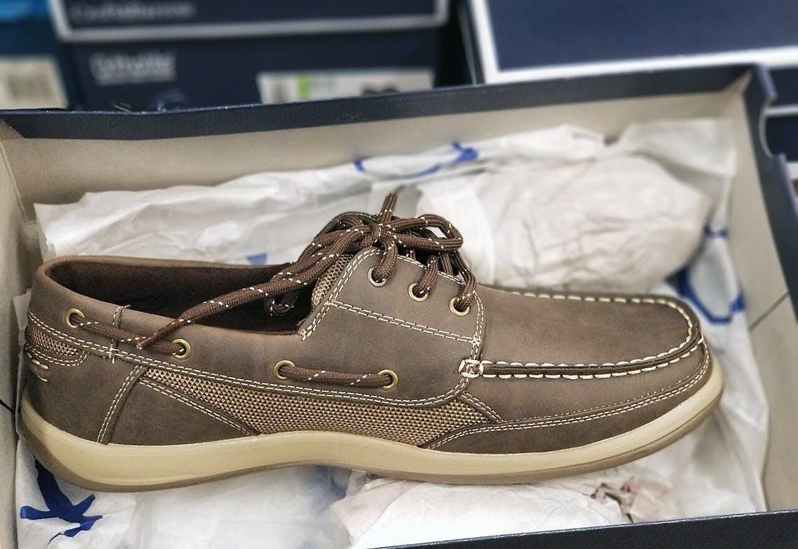 Croft \u0026 Barrow Men's Boat Shoes
