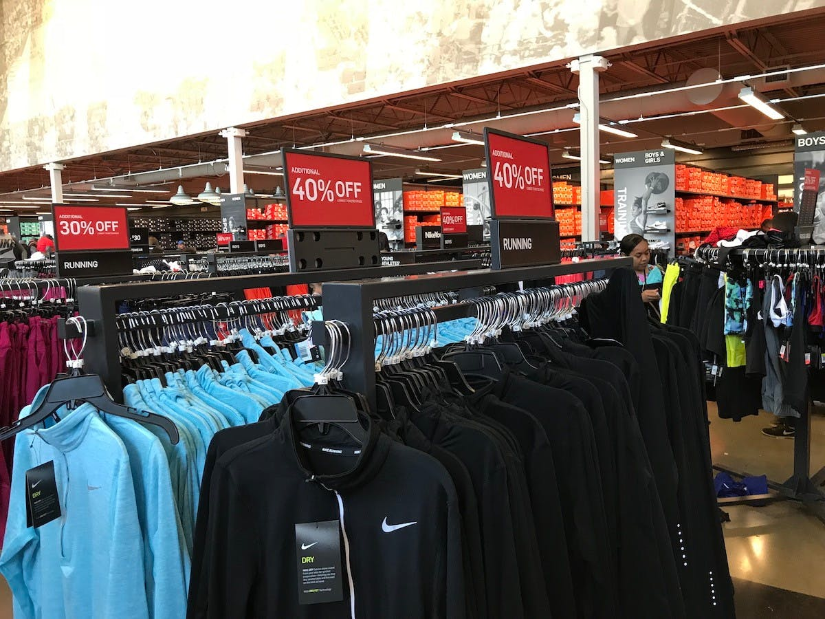 33 Insanely Smart Nike Factory Store