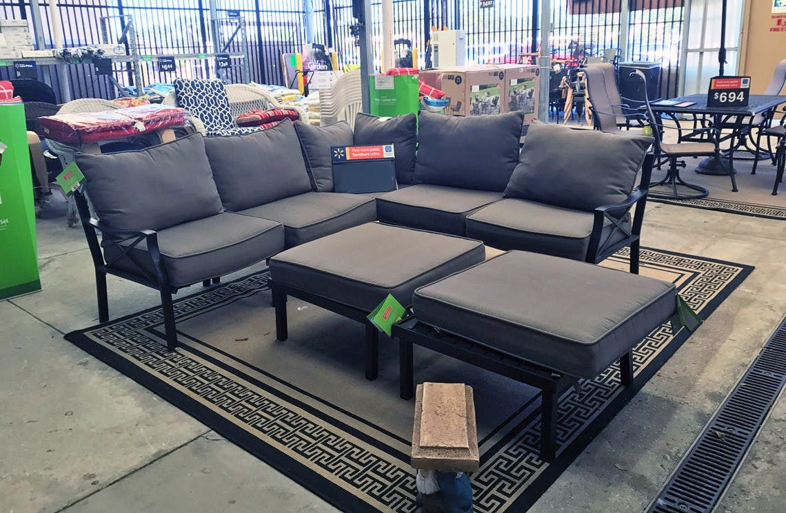 Walmart.com: Outdoor Furniture Clearance - Patio Sets, as Low as
