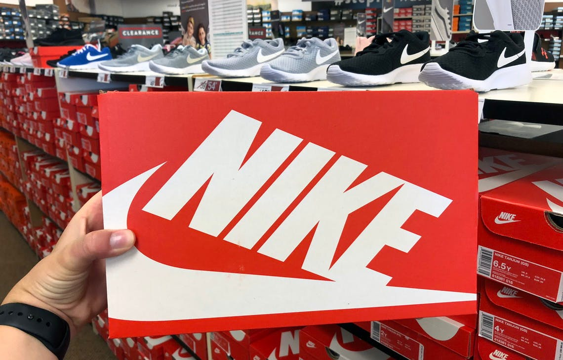 Nike Shoes, as Low as $18.26 at Famous