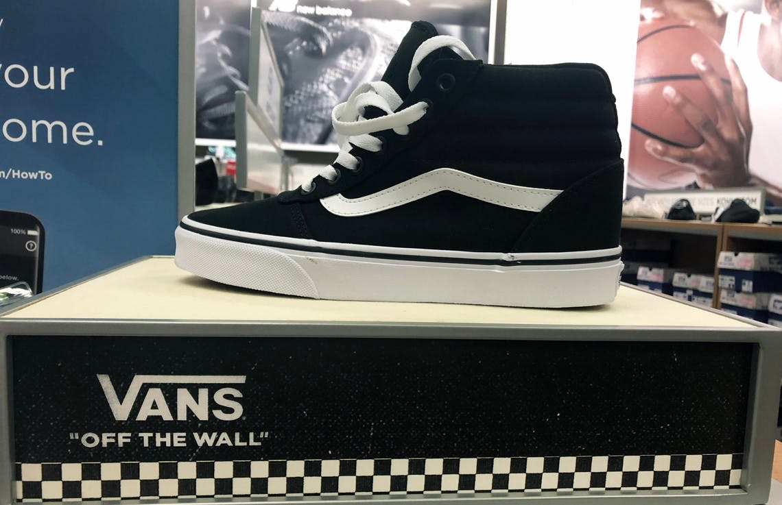 Vans Shoes, as Low as $19.52 at Kohl's