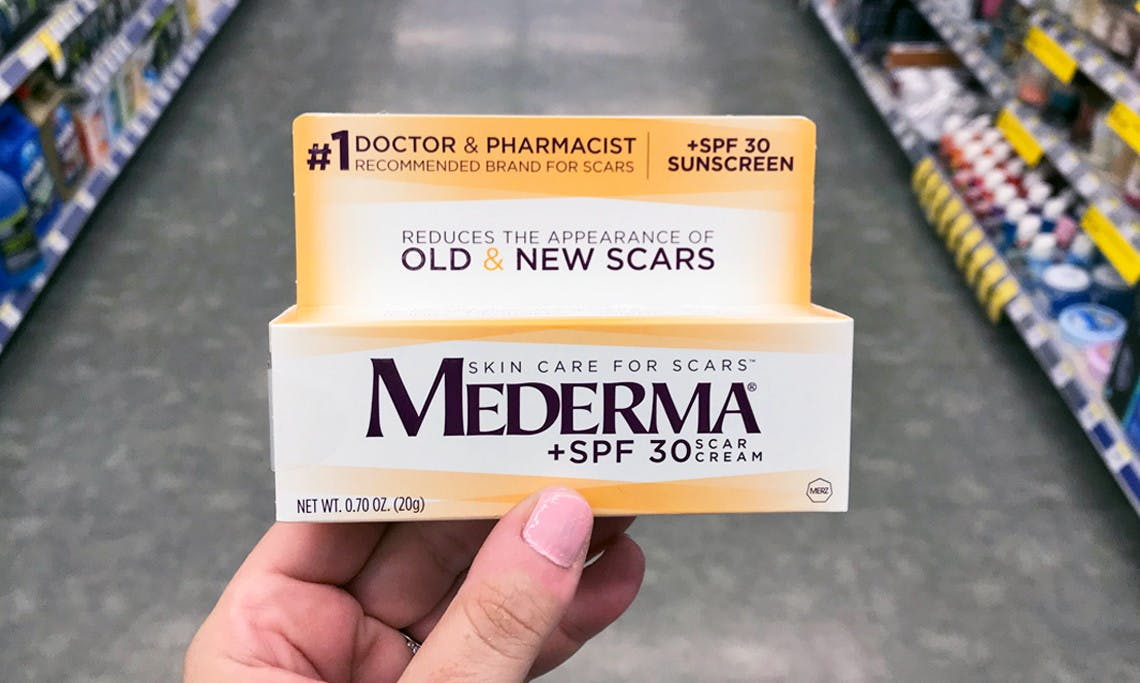 Triple Stack Mederma Scar Products As Low As 9 99 At Walgreens