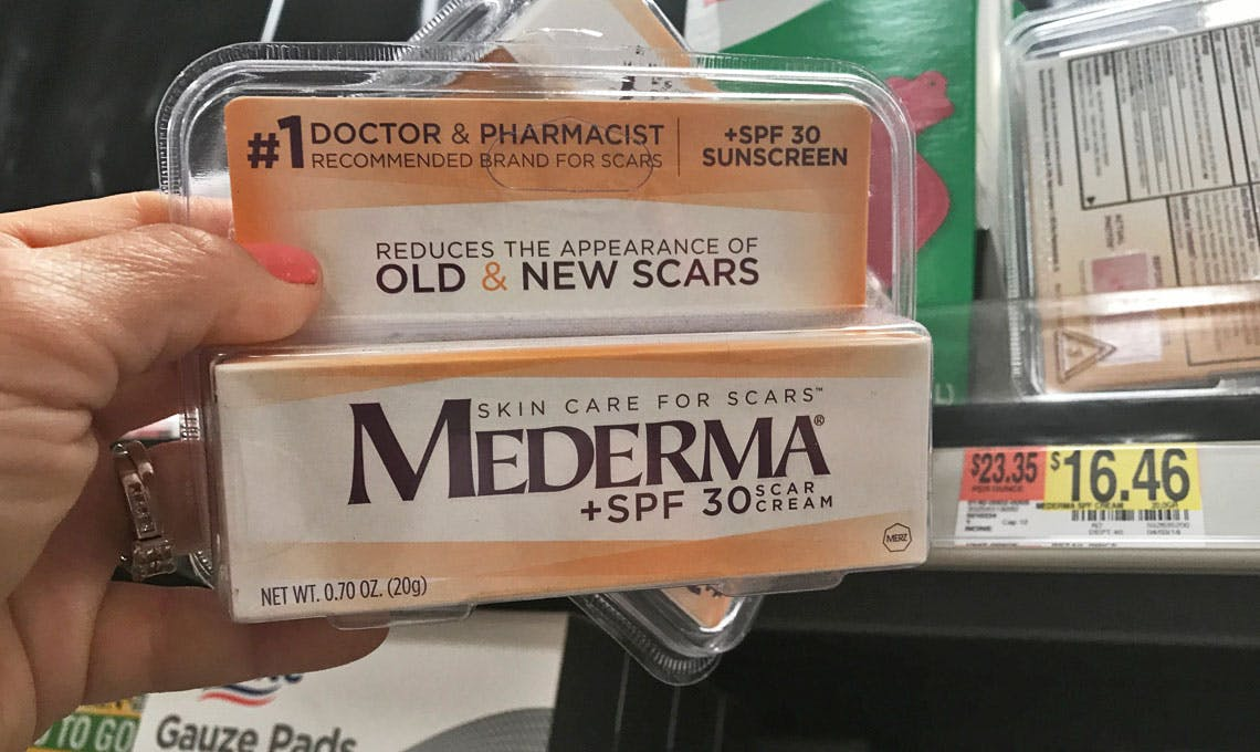 Mederma Scar Quick Dry Oil As Low As 3 29 At Walmart The