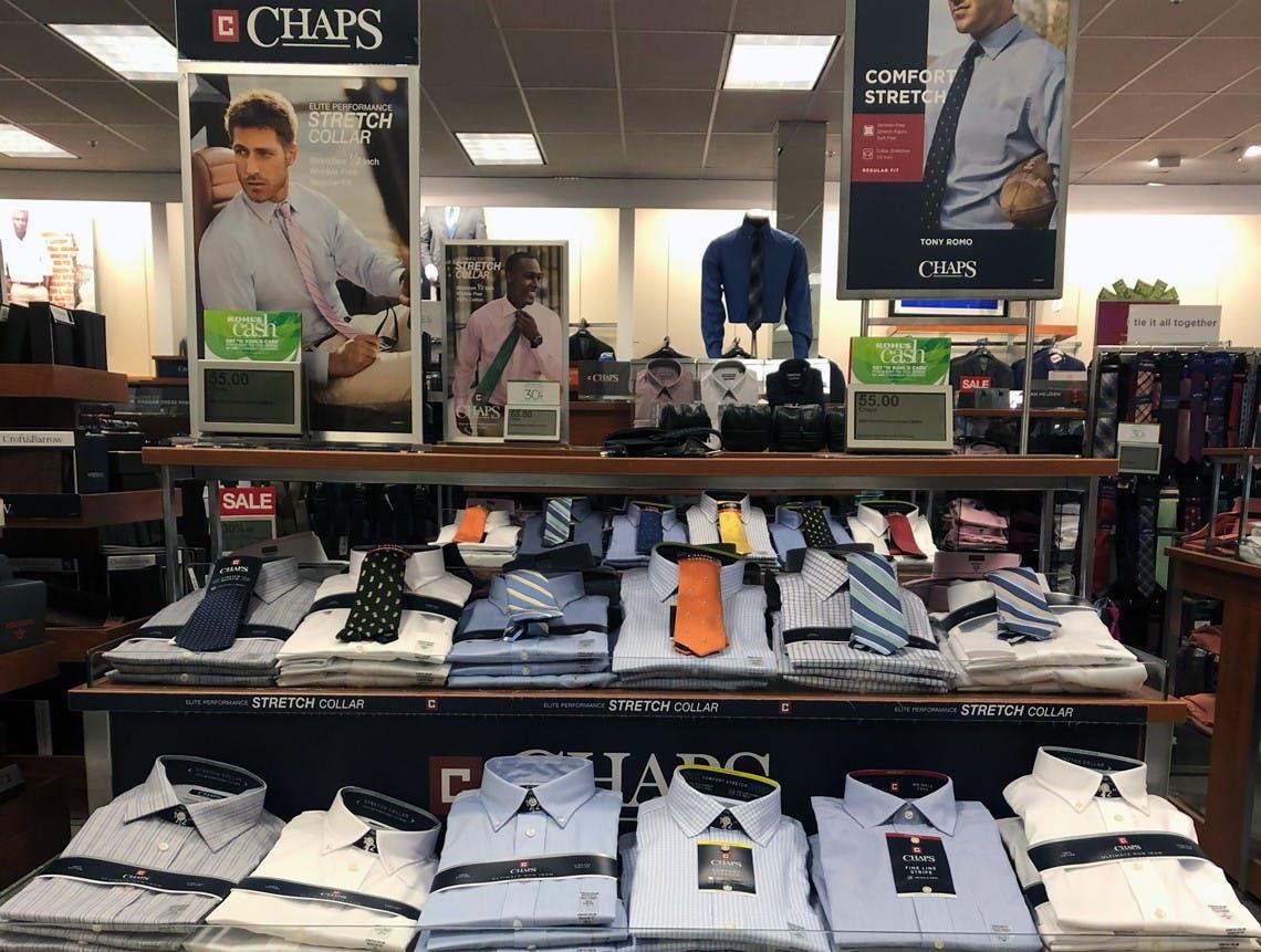 Kohls.com: Clarks, Chaps \u0026 Haggar Men's