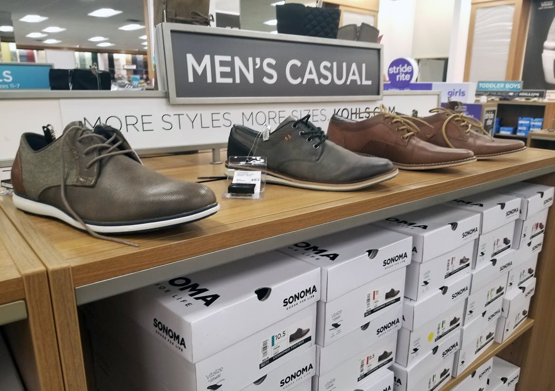 Men's Boots, as Low as $34 at Kohl's