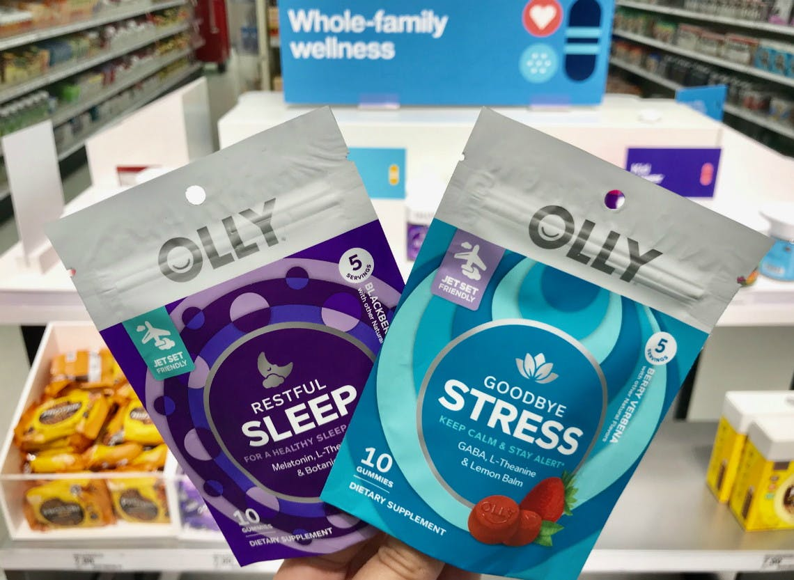 2 01 Moneymaker Olly Gummy Vitamins At Target The Krazy Coupon