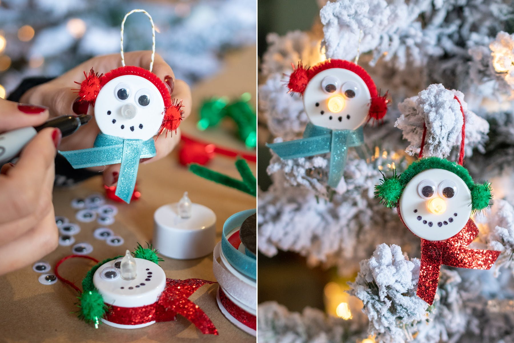 15 Dollar Store Christmas Diy Projects Anyone Can Do The Krazy