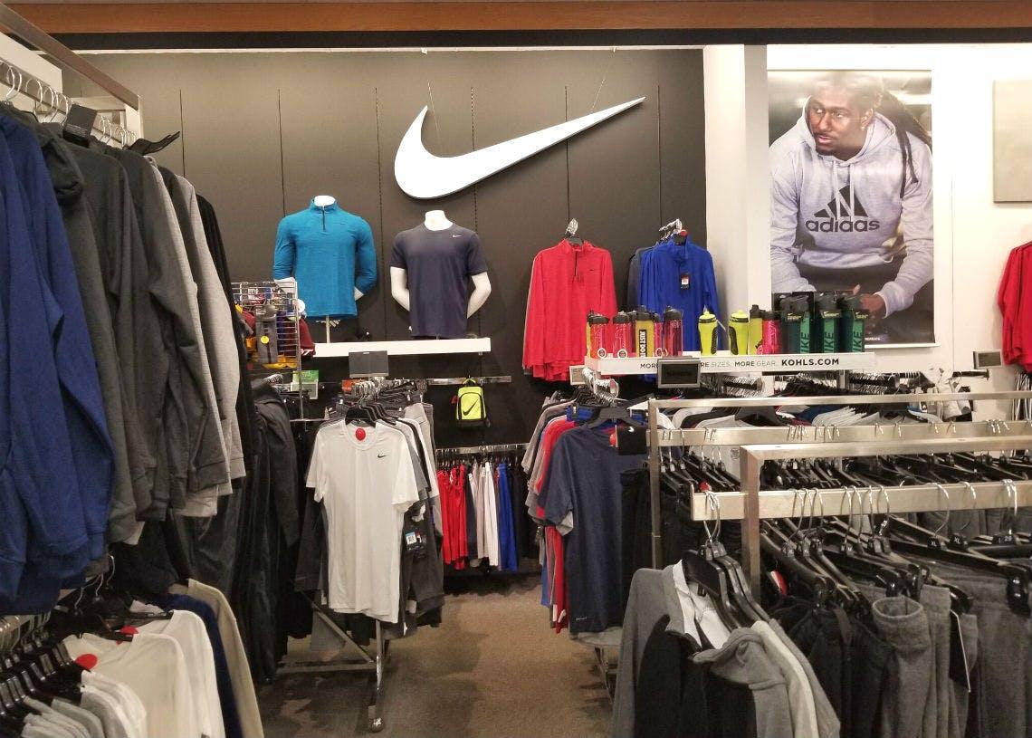 Kohls.com: Men's Nike Clearance, as Low