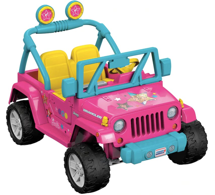 Krazy Price On Power Wheels Barbie Jeep Wrangler Best Price On Web By 63 The Krazy Coupon Lady