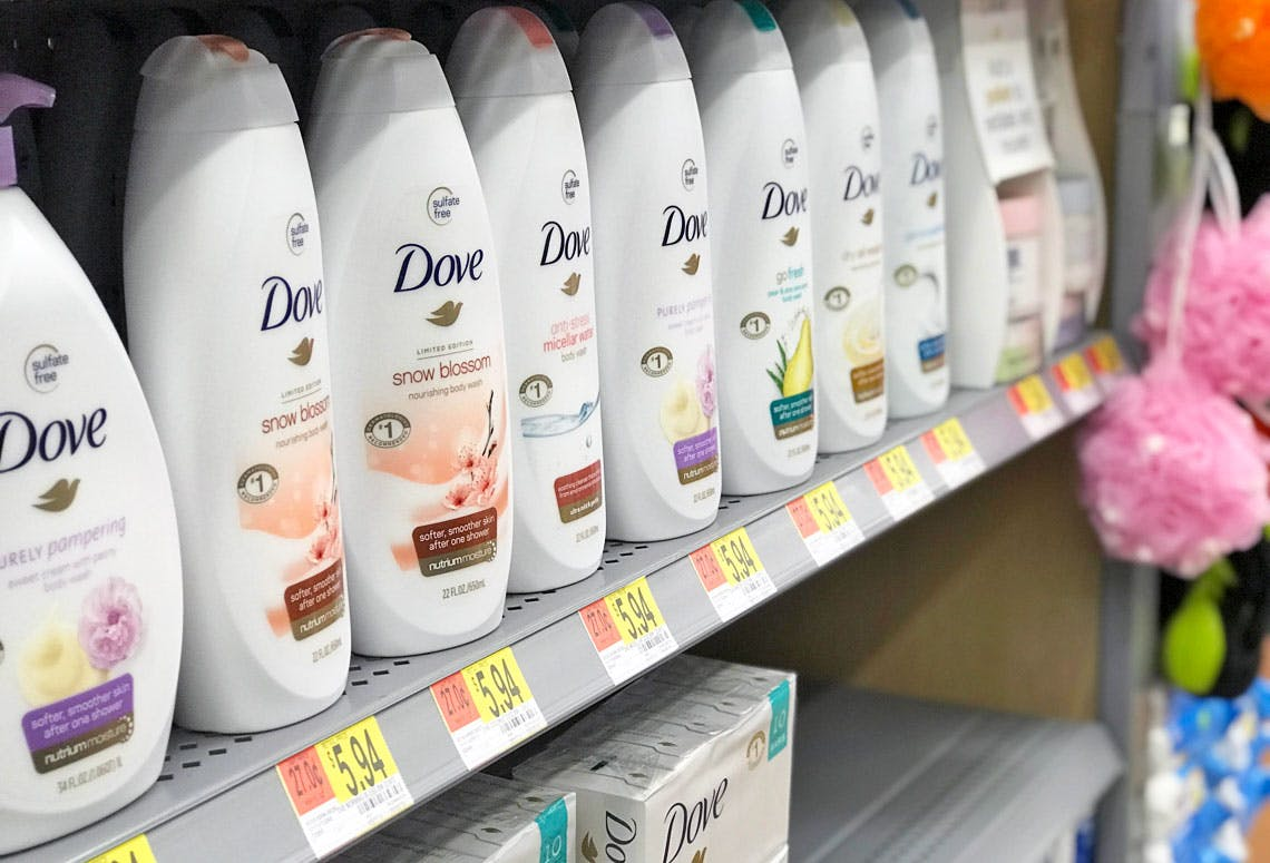 Dove Body Wash Only 3 69 At Walmart The Krazy Coupon Lady